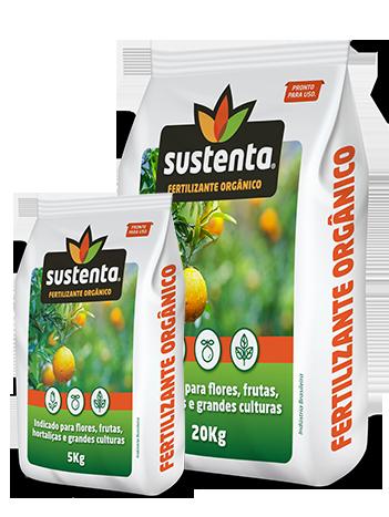 Sustenta Fertilizante Orgânico